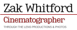 Through the Lens Productions Ontario Video Production and Camera Operator